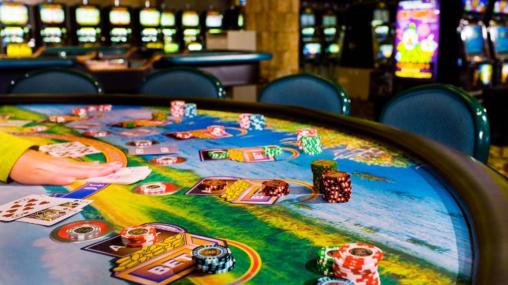 Hyatt Aruba Casino